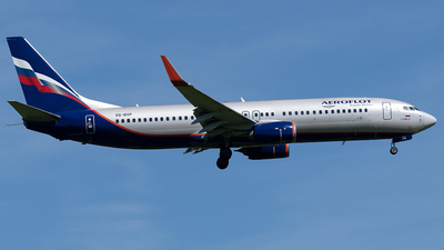 A picture of VQBVP - Boeing 7378LJ - Aeroflot - © Maximilian Haertl