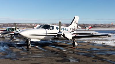 A picture of CGHPI - Cessna 421C - [421C0233] - © Mike MacKinnon