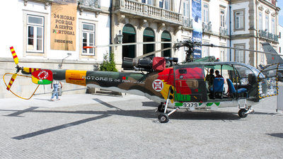 9379 - Sud-Est SE.3160 Alouette III - Portugal - Air Force