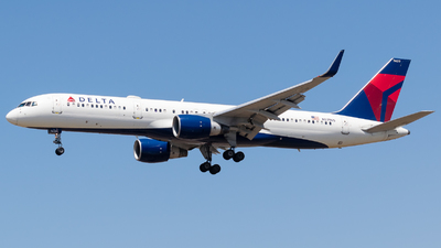 A picture of N539US - Boeing 757251 - Delta Air Lines - © Positive Rate Photography