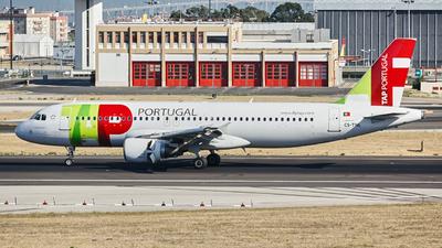 CS-TNL - Airbus A320-214 - TAP Portugal