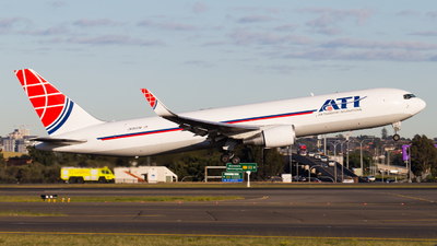 N395CM - Boeing 767-323(ER)(BDSF) - Air Transport International (ATI)