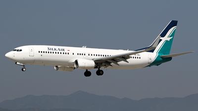 9V-MGI - Boeing 737-8SA - SilkAir