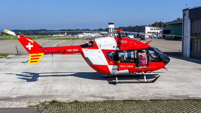 HB-ZRE - Eurocopter EC 145 - REGA - Swiss Air Ambulance