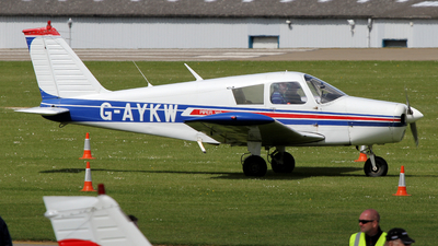 A picture of GAYKW - Piper PA28140 - [2826931] - © Terry Figg