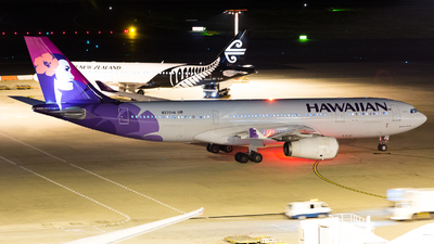 N370HA - Airbus A330-243 - Hawaiian Airlines