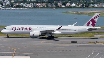A7-AMJ - Airbus A350-941 - Qatar Airways
