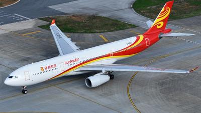 B-5971 - Airbus A330-343 - Lucky Air
