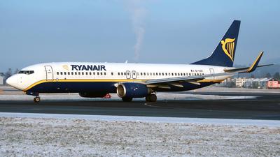 EI-CSO - Boeing 737-8AS - Ryanair