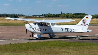 D-EDJR - Reims-Cessna F172M Skyhawk - Private