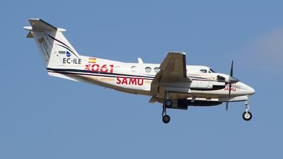 A picture of ECILE - Beech B200 Super King Air -  - © Rafael Freitas