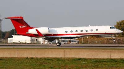 N383T - Gulfstream G-V - Private