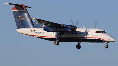 A picture of N812EX - De Havilland Canada Dash 8100 - [312] - © Joe Osciak