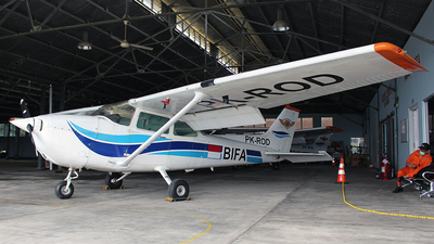 PK-ROD - Cessna 172P Skyhawk II - Bali International Flight Academy