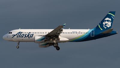 N636VA - Airbus A320-214 - Alaska Airlines