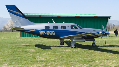 SP-GGG - Piper PA-46-M500 - Private