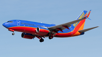 N7744A - Boeing 737-7BD - Southwest Airlines