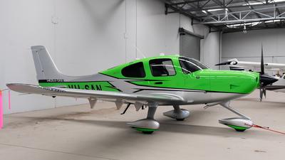 VH-SAN - Cirrus SR22-GTS G6 Carbon - Private