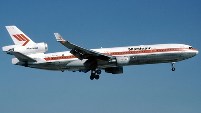 PH-MCT - McDonnell Douglas MD-11 - Martinair