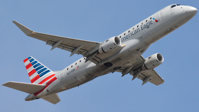 N254NN - Embraer 170-200LR - American Eagle (Envoy Air)