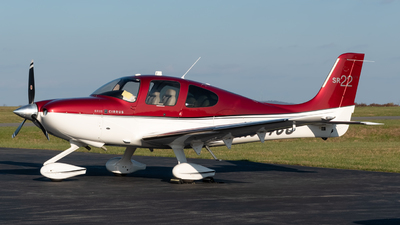 N914CJ - Cirrus SR22-GTS - Private