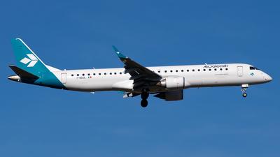 A picture of IADJL - Embraer E195LR - Air Dolomiti - © Timo Duda