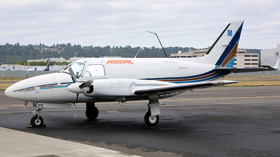 A picture of N3582X - Piper PA31350 - Airpac Airlines - © Jeroen Stroes