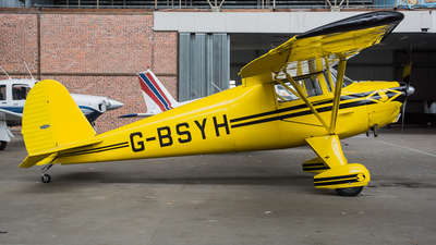 G-BSYH - Luscombe 8A - Private