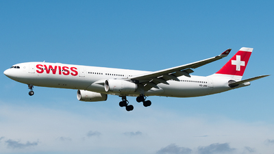 A picture of HBJHH - Airbus A330343 - Swiss - © Selzam-Rosser
