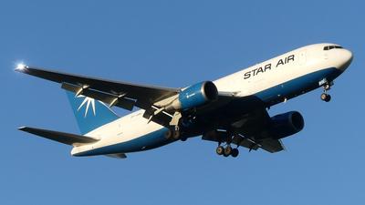 OY-SRO - Boeing 767-25E(BDSF) - Star Air