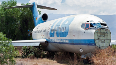 CP-1223 - Boeing 727-78 - Lloyd Aéreo Boliviano (LAB)