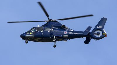 ZJ165 - Eurocopter AS 365N2 Dauphin - United Kingdom - Royal Navy