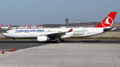 A picture of TCJNH - Airbus A330343 - Turkish Airlines - © Firat Cimenli