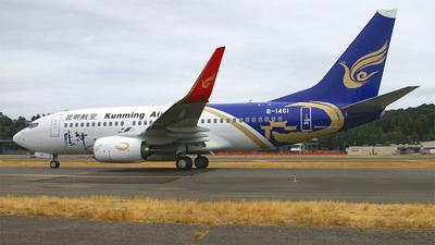 B-1461 - Boeing 737-700 - Kunming Airlines