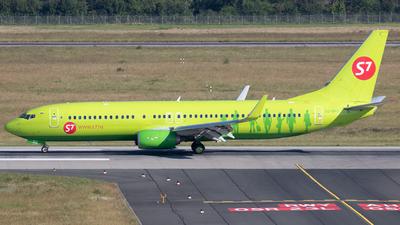 VQ-BRQ - Boeing 737-8LP - S7 Airlines