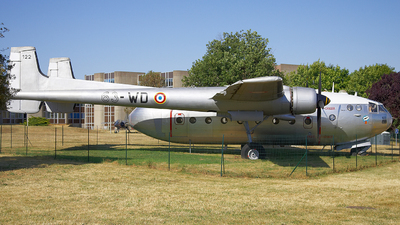 122 - Nord 2501 Noratlas - France - Air Force