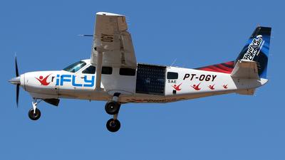 PT-OGY - Cessna 208 Caravan - Skydive Cerrado