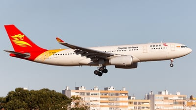 B-8981 - Airbus A330-243 - Capital Airlines