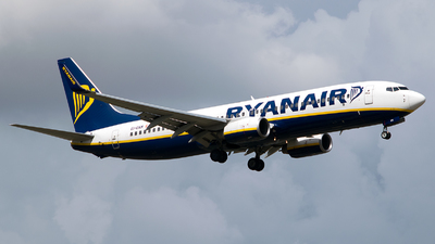 EI-EKM - Boeing 737-8AS - Ryanair