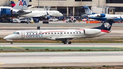 XA-QLI - Embraer ERJ-145LU - Aeroméxico Connect
