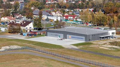 EPRZ - Airport - Hangar