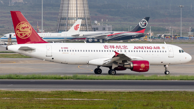 B-6861 - Airbus A320-214 - Juneyao Airlines