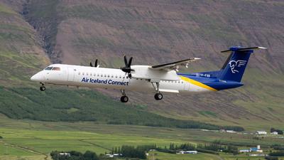 TF-FXB - Bombardier Dash 8-Q402 - Flugfélag Islands