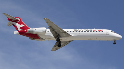VH-NXL - Boeing 717-231 - QantasLink (Cobham Aviation Services Australia)