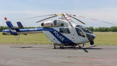 R910 - McDonnell Douglas MD-902 Explorer II - Hungary - Police