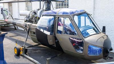 XP848 - Westland Scout AH.1 - United Kingdom - Army Air Corps