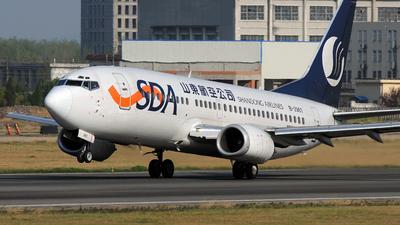 B-2961 - Boeing 737-35N - Shandong Airlines
