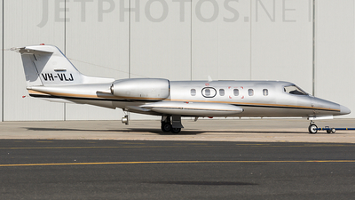 A picture of VHVLJ - Learjet 35A - [35A432] - © James Pentland