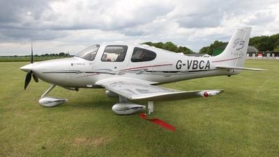 A picture of GVBCA - Cirrus SR22 - [2656] - © Ian Johnson