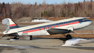 N19906 - Douglas DC-3 - Private